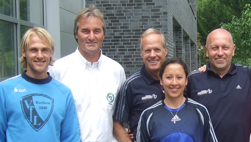 Referenten des Jugendtrainer Kongresses 2009