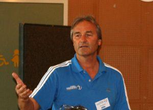 Peter Schreiner - Autor zahlreicher Bücher und Fachartikel Fussball