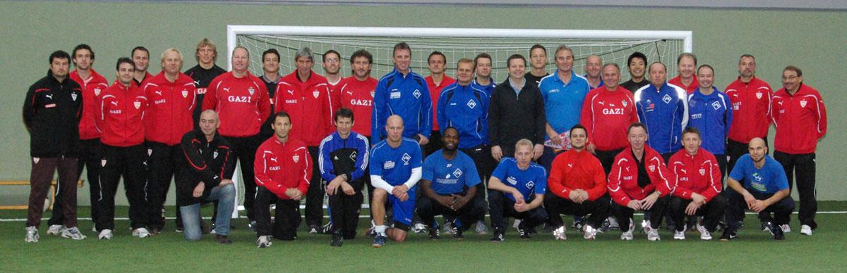 VfB Stuttgart - Teilnehmer Seminar Koordinationstraining Fussball