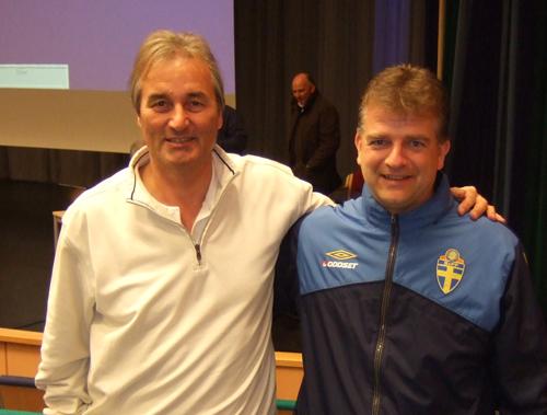 Magnus Edlund und Peter Schreiner