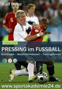 Pressing im Fußball