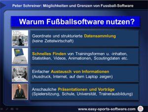 Fussballsoftware Vortrag 03