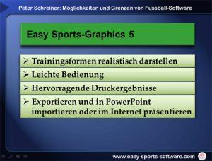 Fussballsoftware Vortrag 09