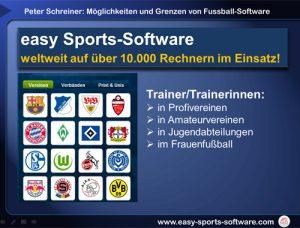 Fussballsoftware Vortrag 11