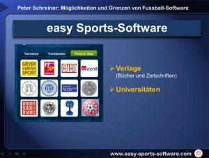 Fussballsoftware Vortrag 13