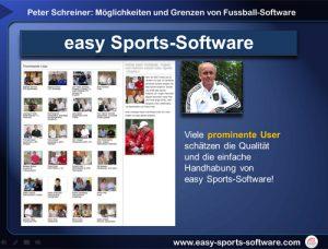Fussballsoftware Vortrag 14