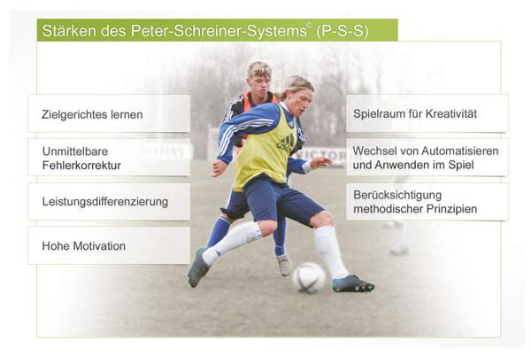 Peter Schreiner System Stärken