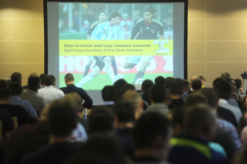 Soccer Training: Peter Schreiner - Presenter at Soccer Coaches Congress in Poland