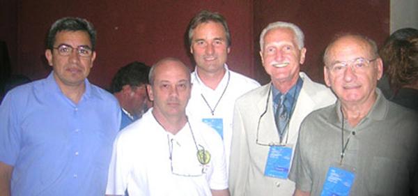 Referenten in Mexiko, Peter Schreiner, Tudo Bompa