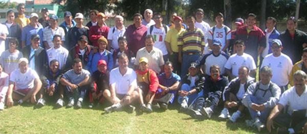 Referenten in Mexiko, Teilnehmer