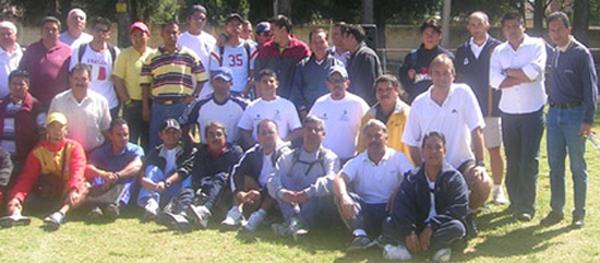 Referenten in Mexiko, Teilnehmer und Referenten