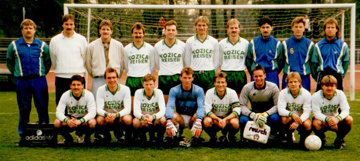 Sportfreunde Karternberg - Oberliga1989/90