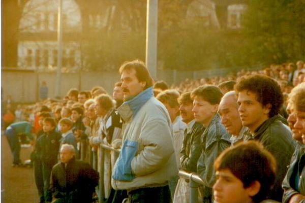 Peter Schreiner - Trainer bei Spfr. Essen-Katernberg