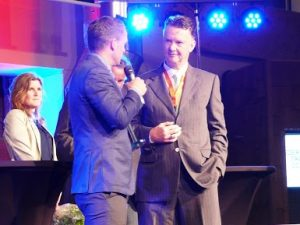 Frank de Boer und Luis van Gaal