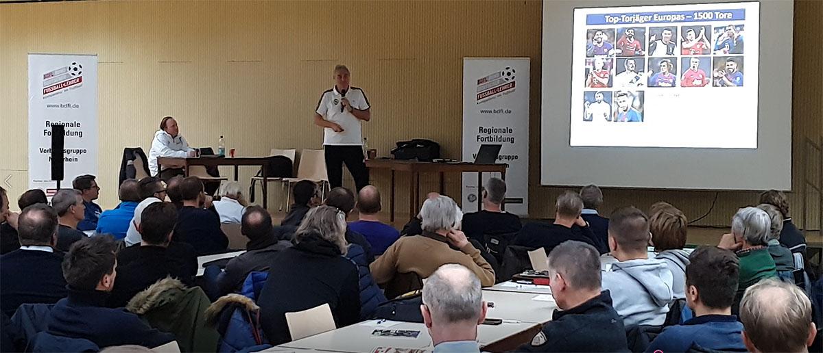 Peter Schreiner – Referent bei Fortbildungsveranstaltung des BDFL